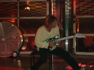 ac-dc air guitar contest naples florida