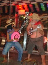 dueling banjos dj riptide theme party
