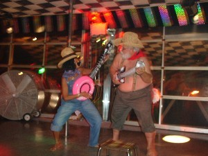 dueling banjos dj riptide theme party