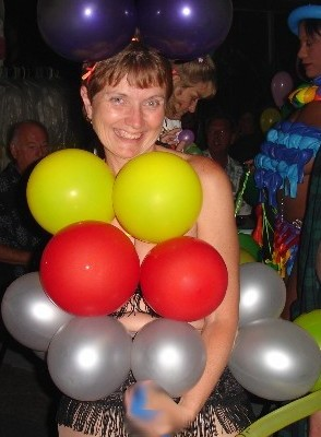 Fort Myers Wedding Disc Jockey balloon party