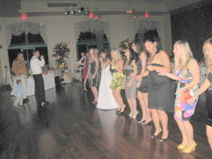 fort myers wedding reception