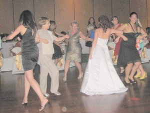 cape coral wedding reception