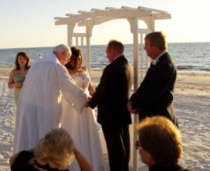 fort myers wedding dj beach ceremony